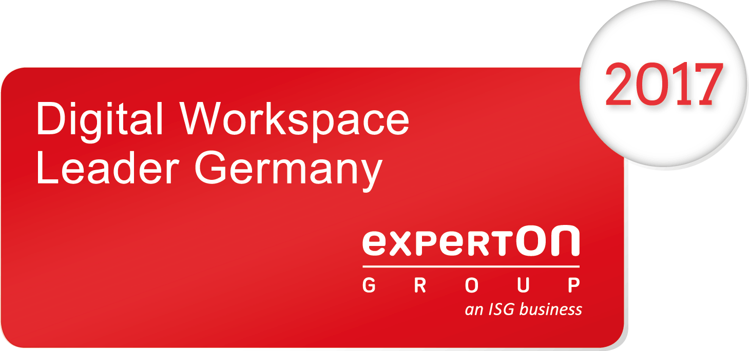 baramundi software AG Digital Workspace Leader Germany 2017