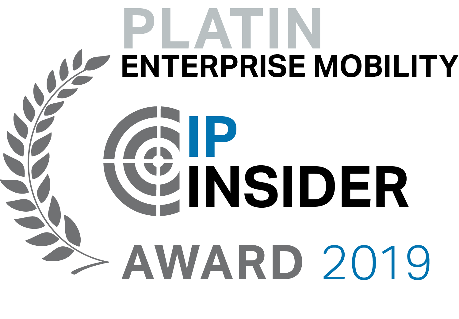 IP Insider IT-Award Platin