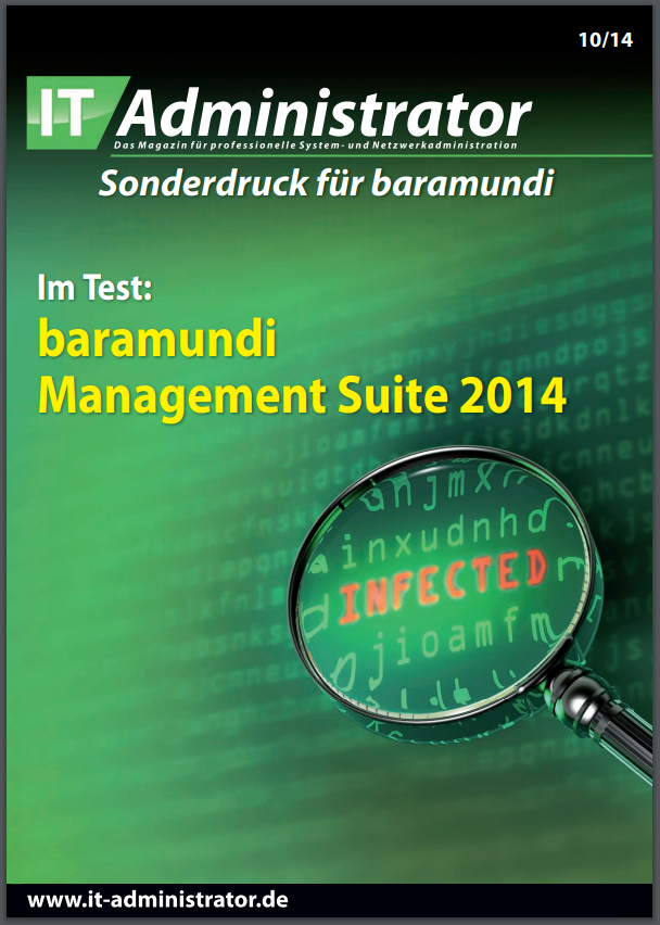 Im Test: baramundi Management Suite 2014