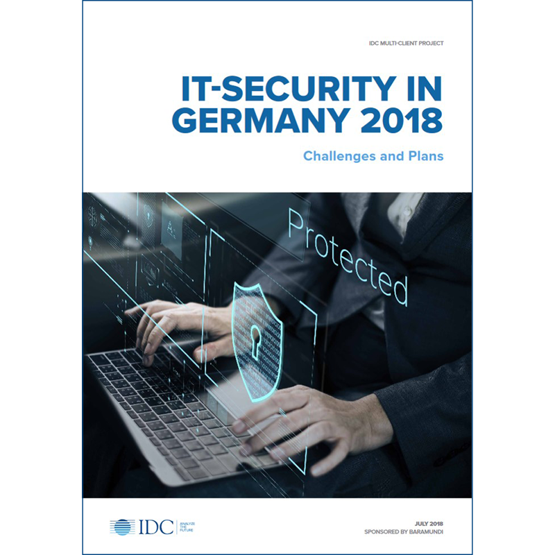 IT-Security in Germany 2018 - Challenges and Plans